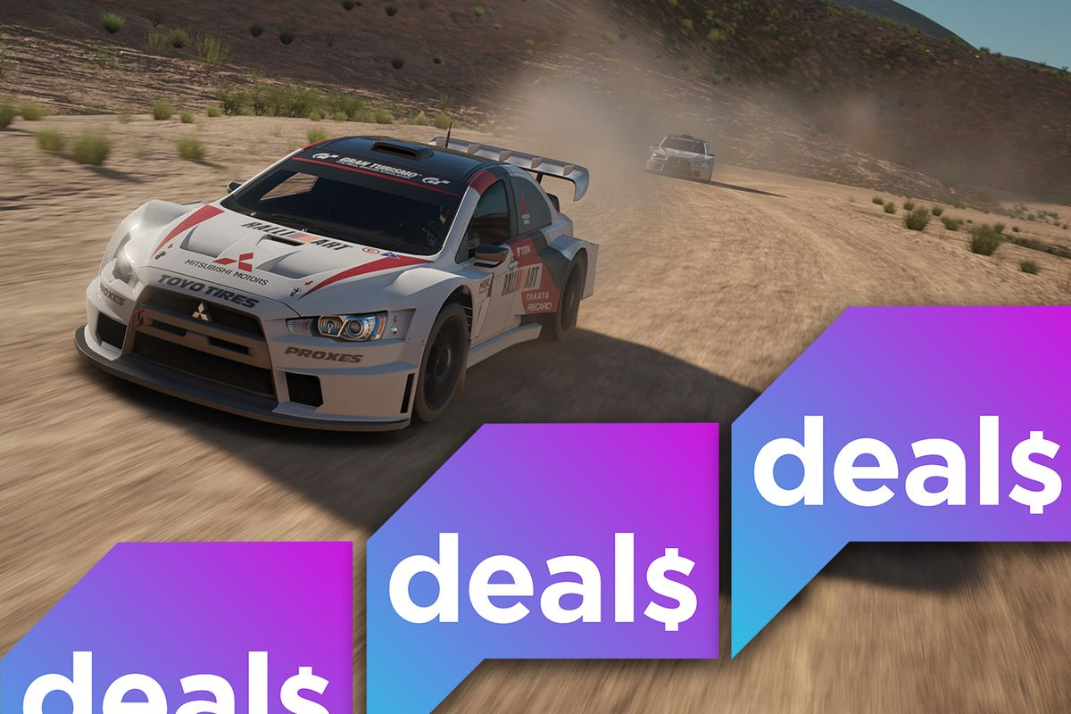 The week\u2019s best deals include a huge PlayStation VR discount and eBay Game Awards