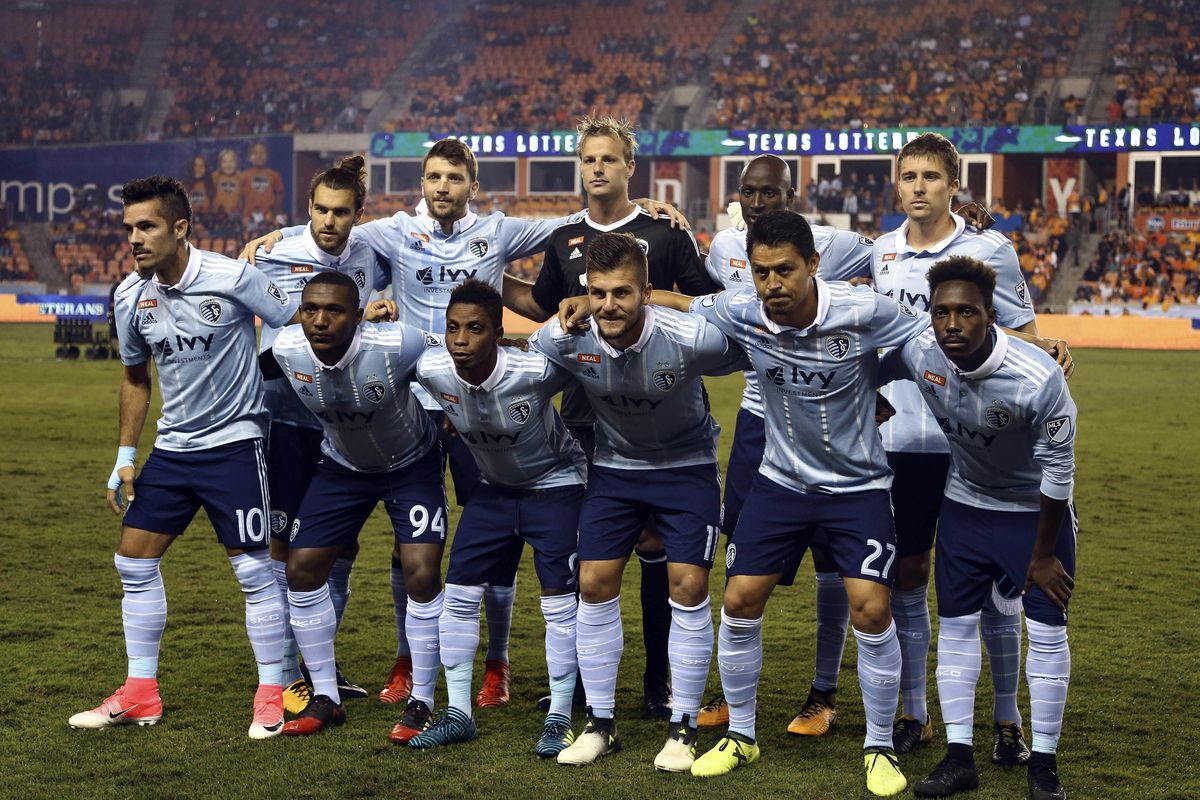 Fear factor missing for Sporting Kansas City - The Blue Testament