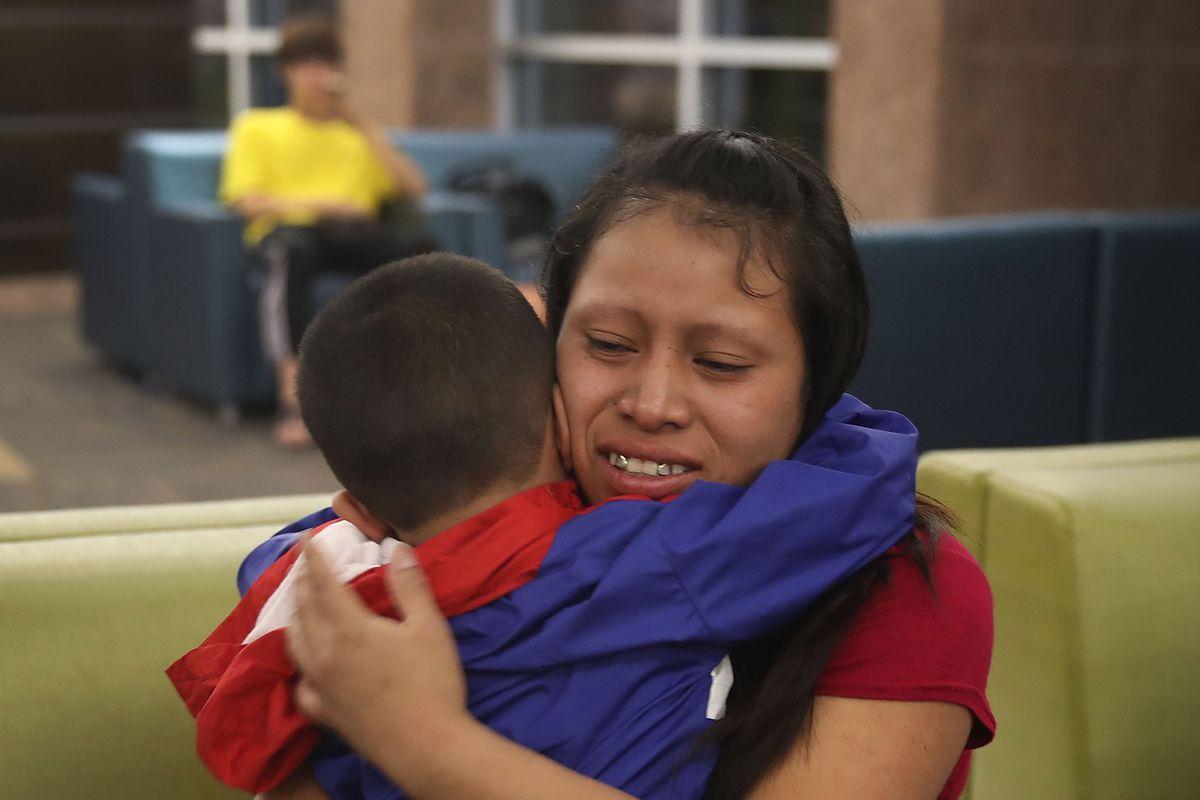 family separation judge blocks trump from deporting reunited