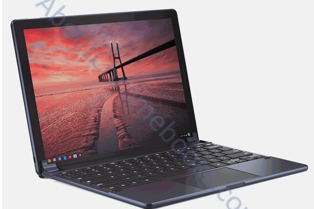 google s chrome os tablet might have been leaked by keyboard maker