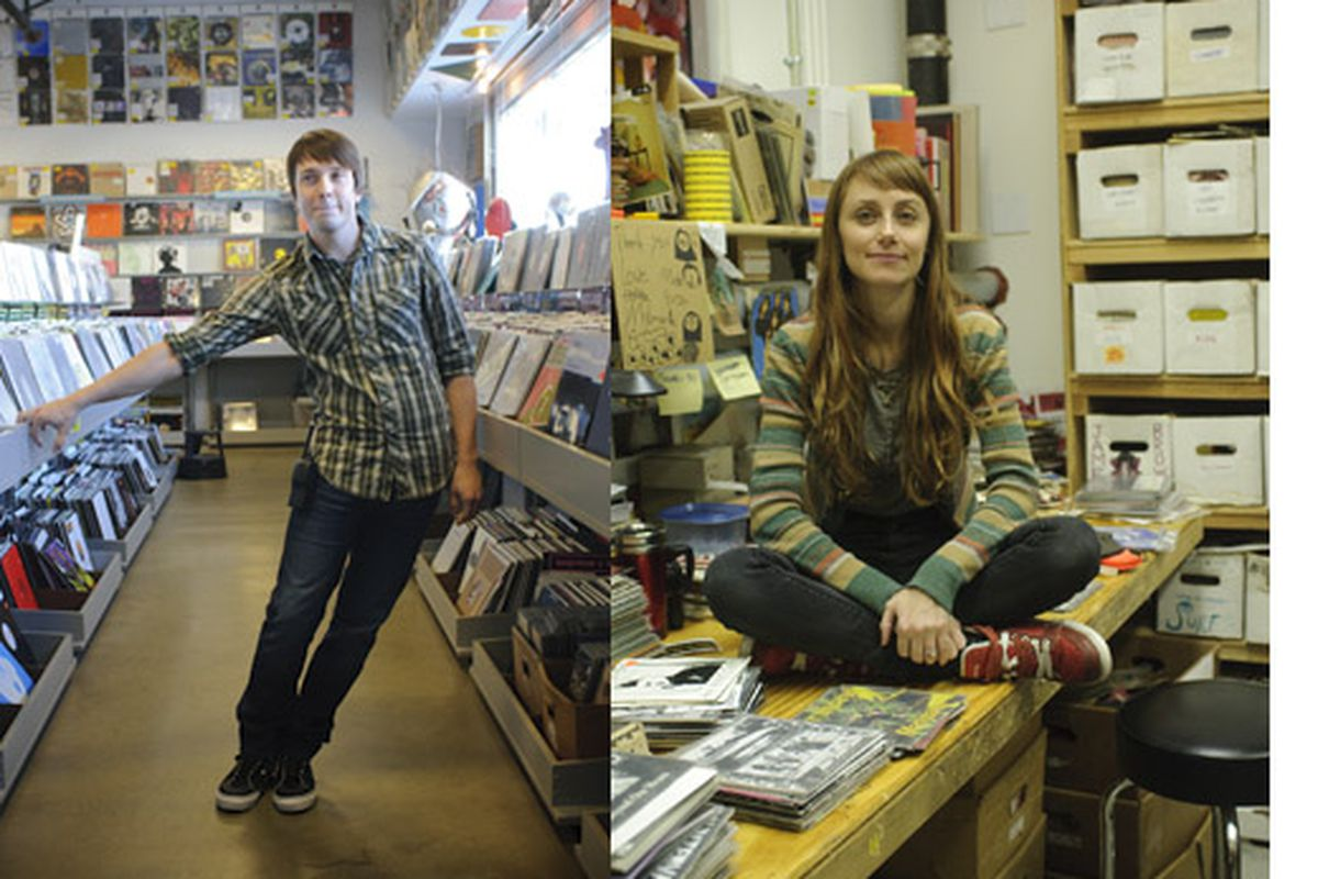 Almost-almost famous: The Working Actor is a peek into the lives, vocations, and aspirations of people like Amoeba's Billy Calhoun and Jessica Schwartz.