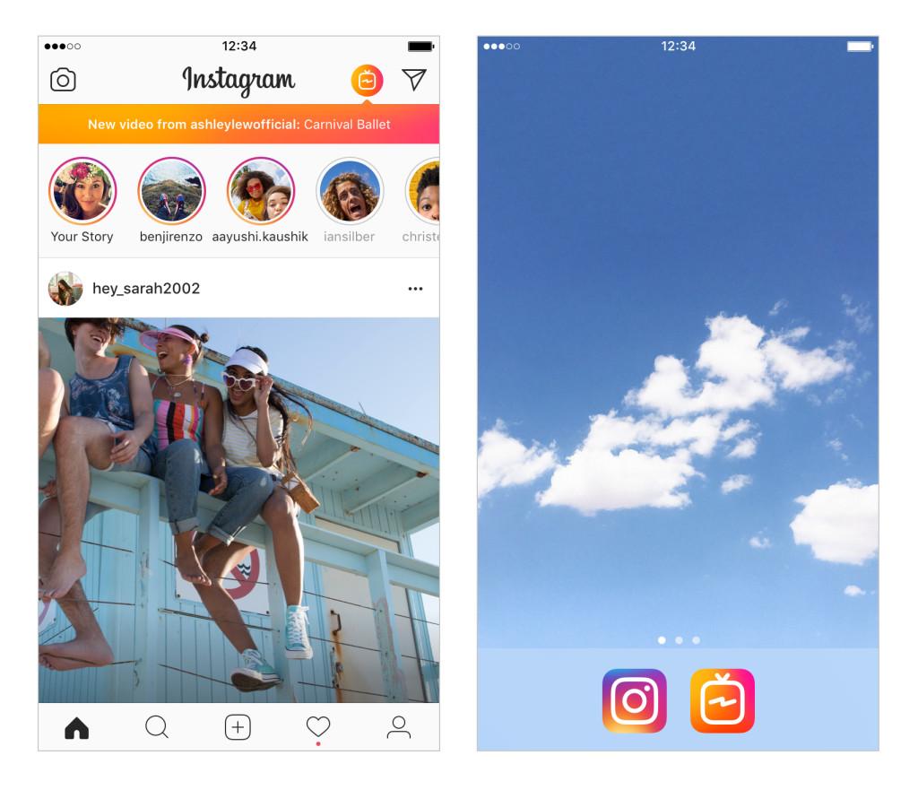 Instagram announces IGTV, a standalone app for longer videos - The Verge