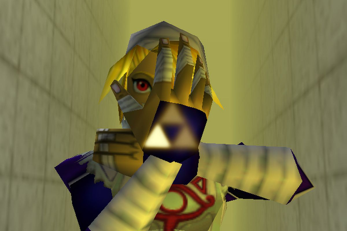 Zelda fans debate Sheik's gender, but here's Nintendo's final word