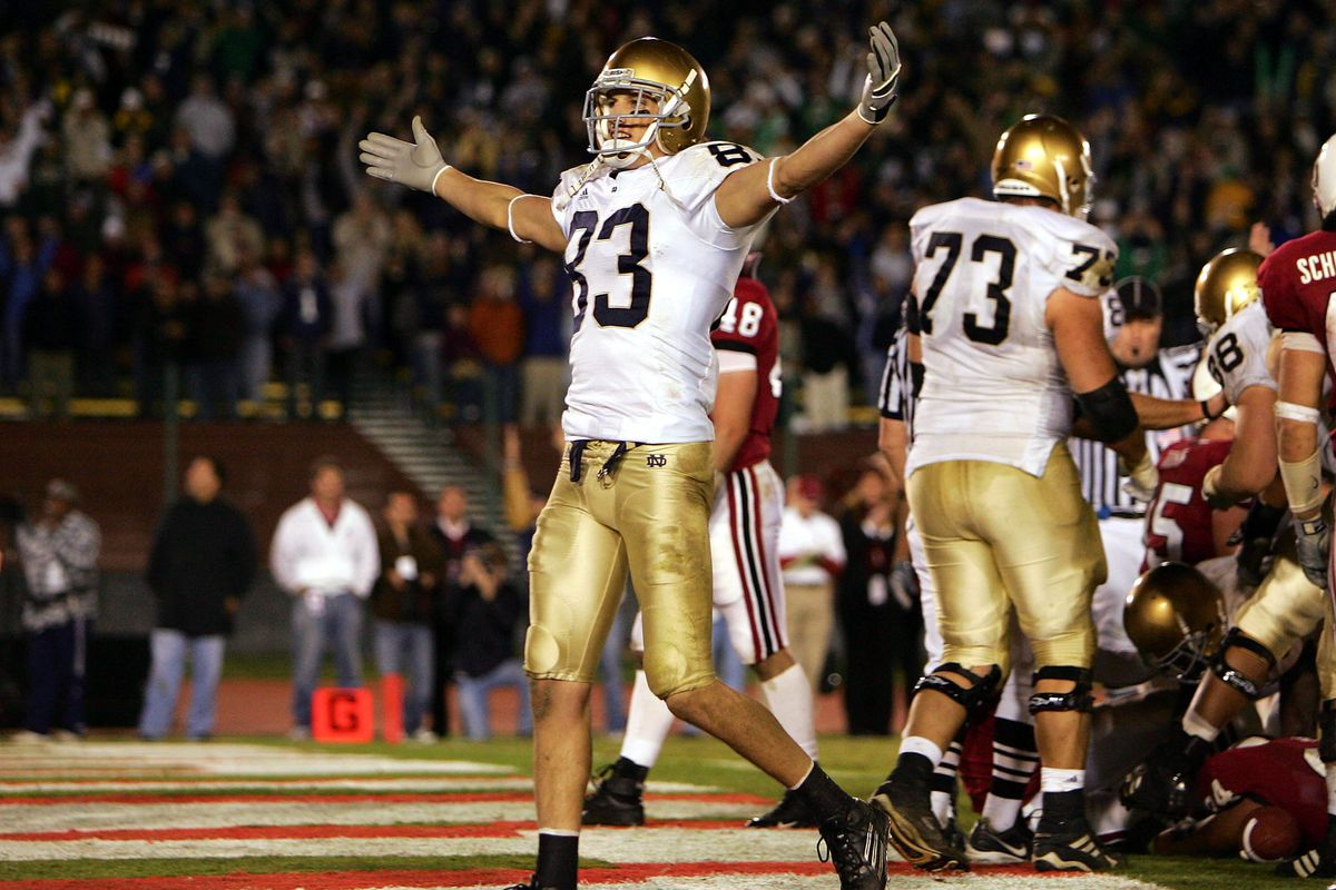 Notre Dame Fighting Irish v Stanford Cardinal
