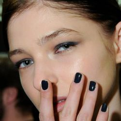 """CND Colour """"Midnight Sapphire"""" at Milly. Photo: CND."""