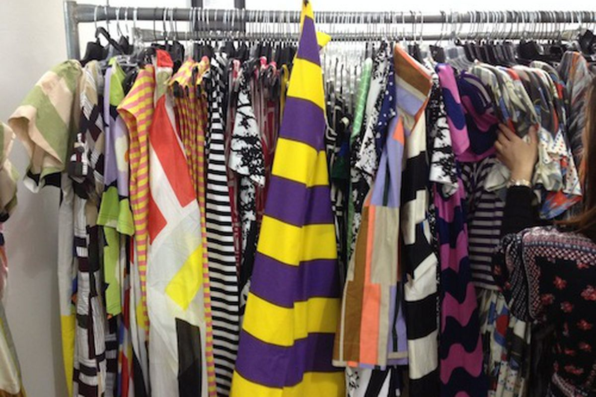 The Marimekko Sample Sale Was Restocked This Morning - Racked NY