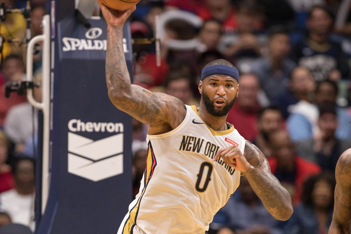 NBA: Los Angeles Clippers at New Orleans Pelicans