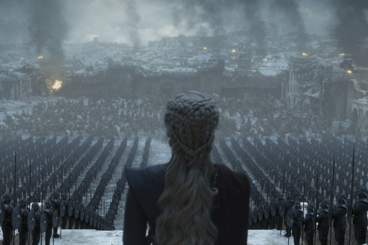The Real Change In Game Of Thrones Daenerys Is How Other Characters