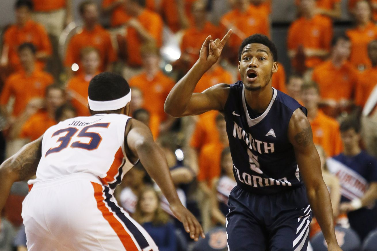 NCAA Basketball: North Florida at Auburn