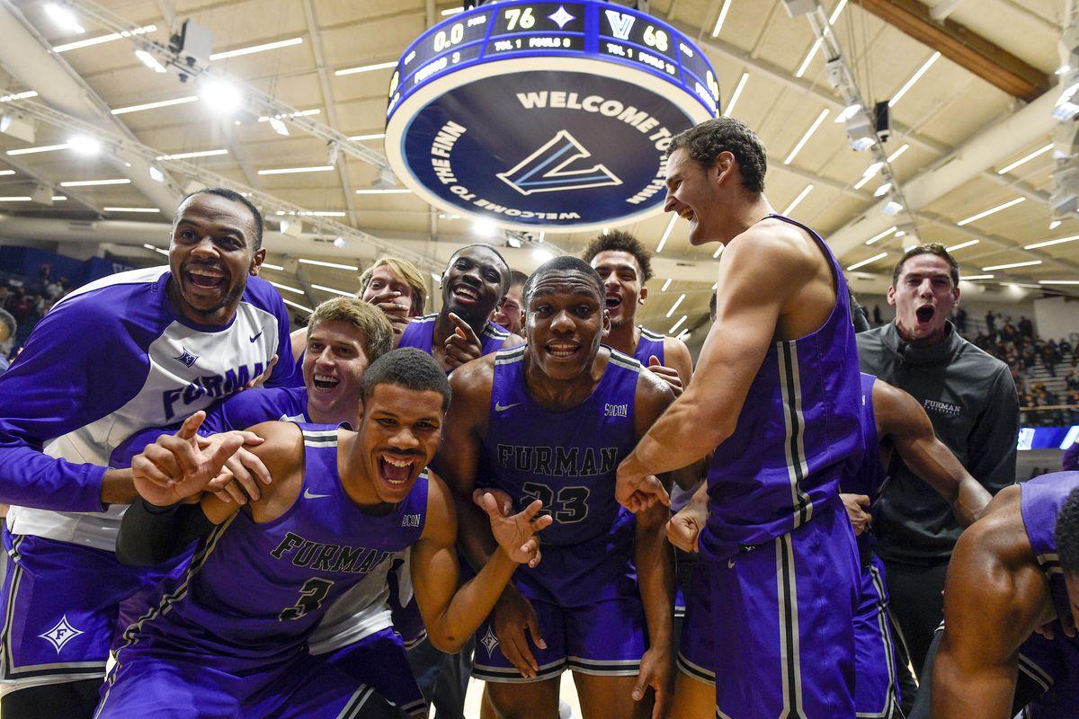 NCAA Basketball: Furman at Villanova