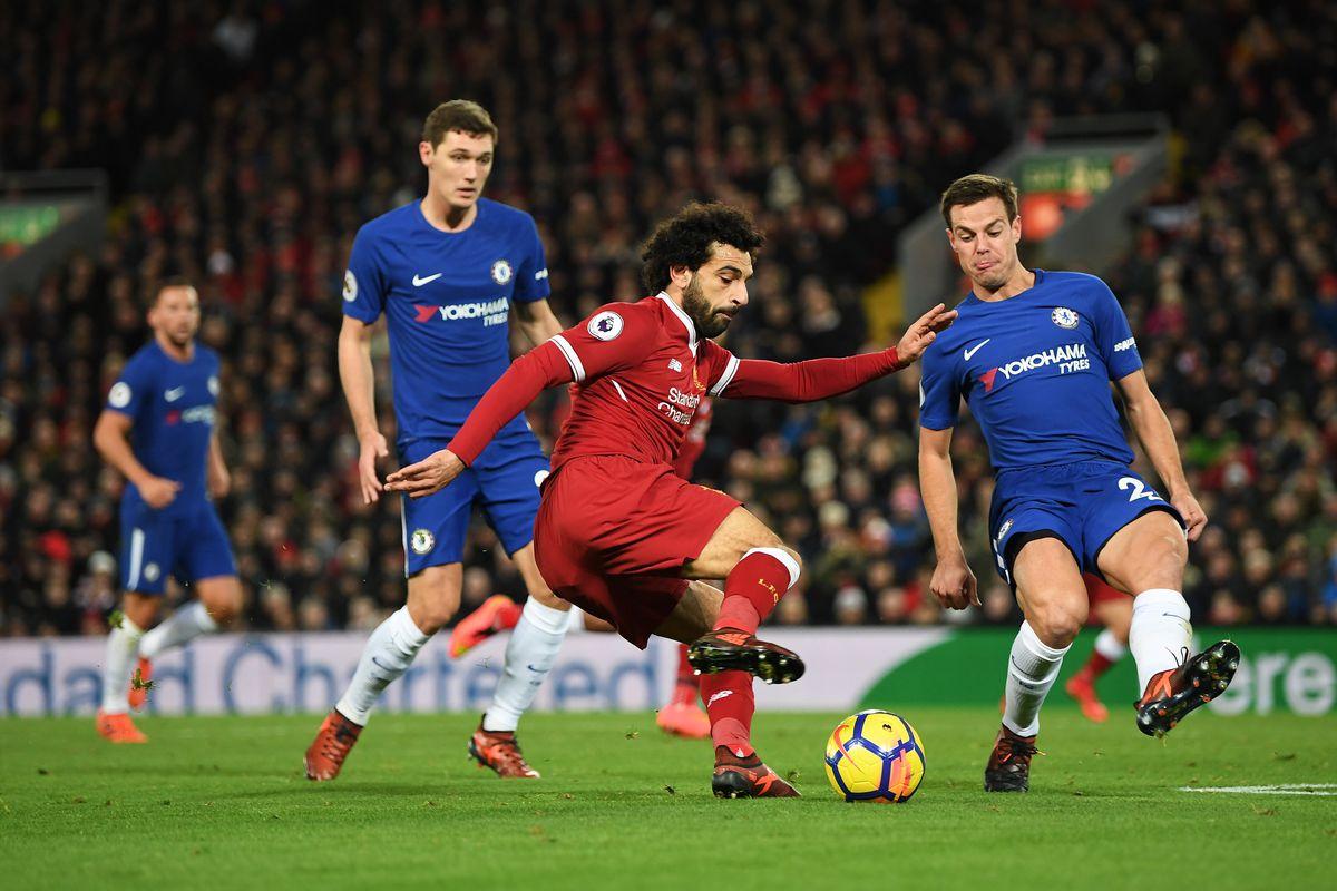 Liverpool y Chelsea firman un empate (1-1) insuficiente para los dos