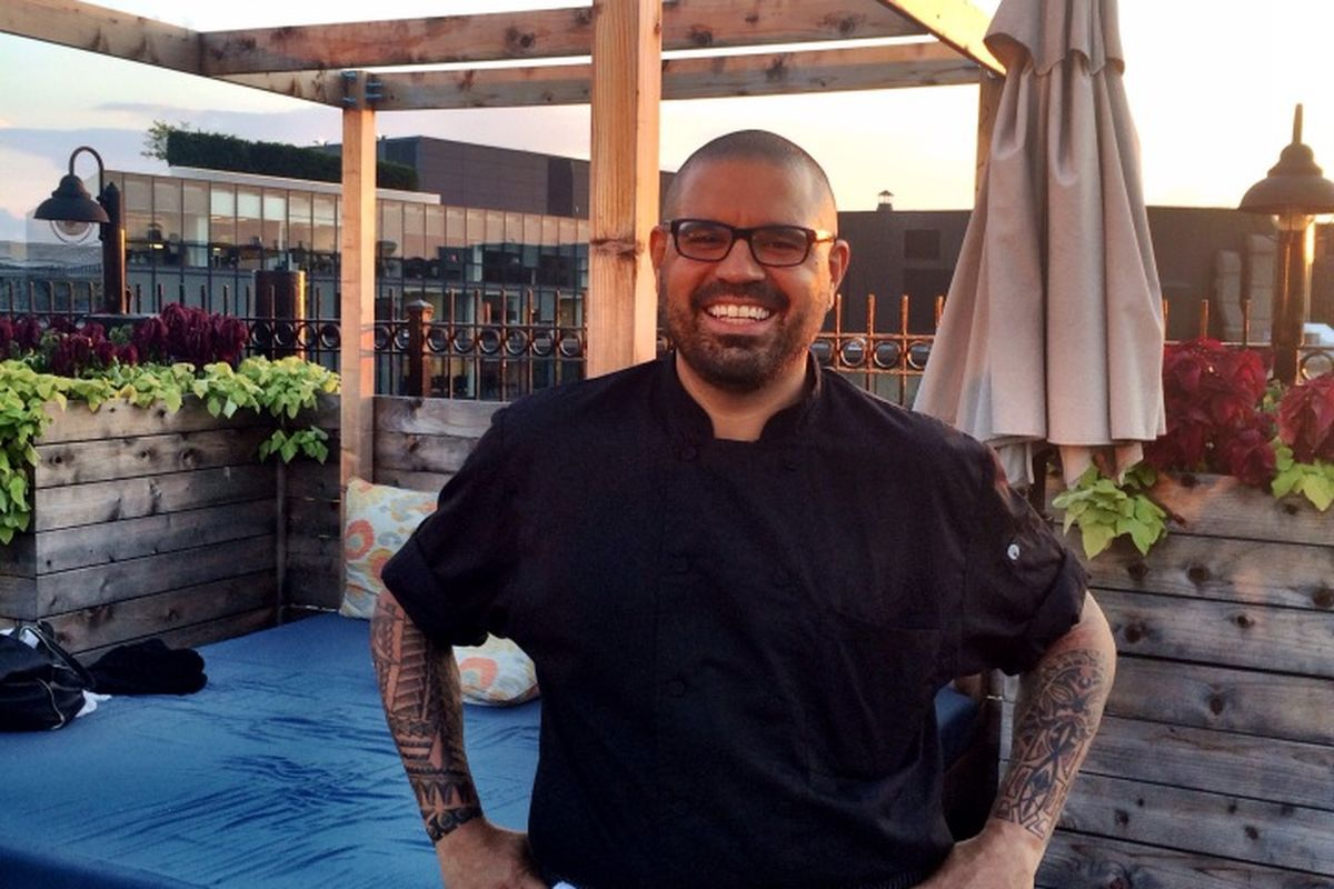 Chef Will Artley Is Making His Dc Comeback At Penn Quarters