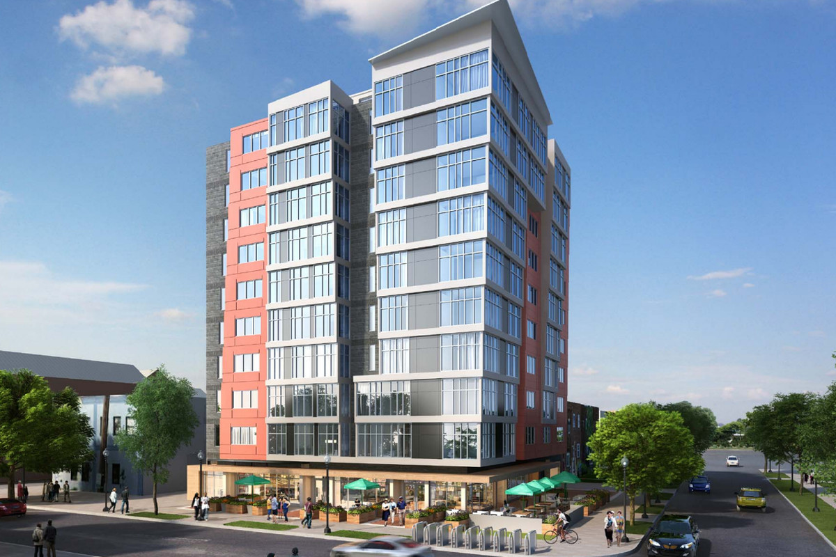 Buzzard Point may get 76 new residential units, commercial space - Curbed DC