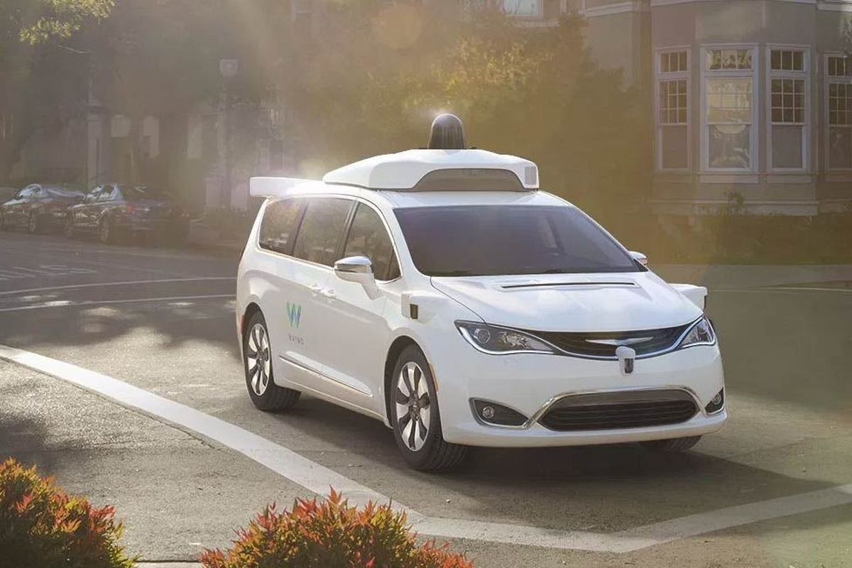 Self-driving cars-well, soccer mom vans-will hit Atlanta streets again