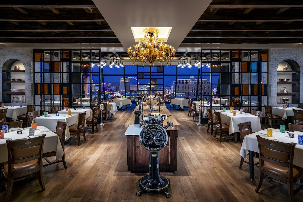 The 12 Hottest Restaurants in Las Vegas Right Now, January 2019