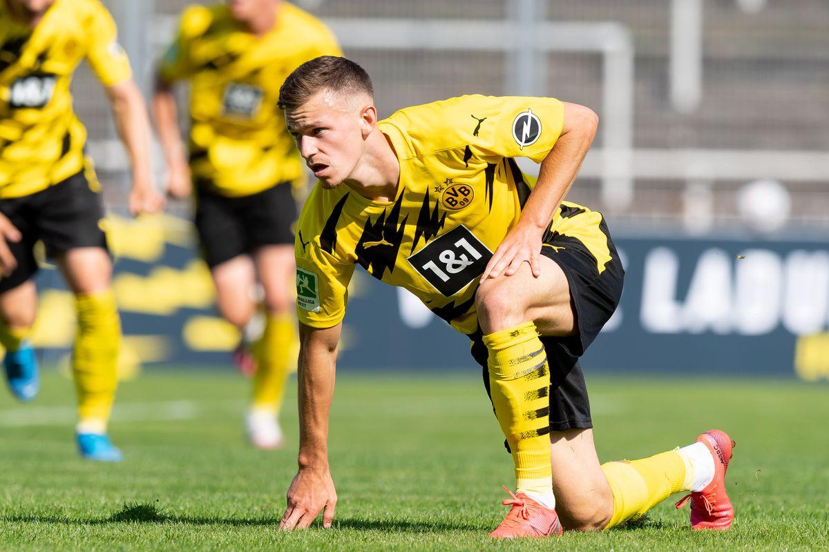 Borussia Dortmund U23 v 1.FC Koeln U23 - Regionalliga West