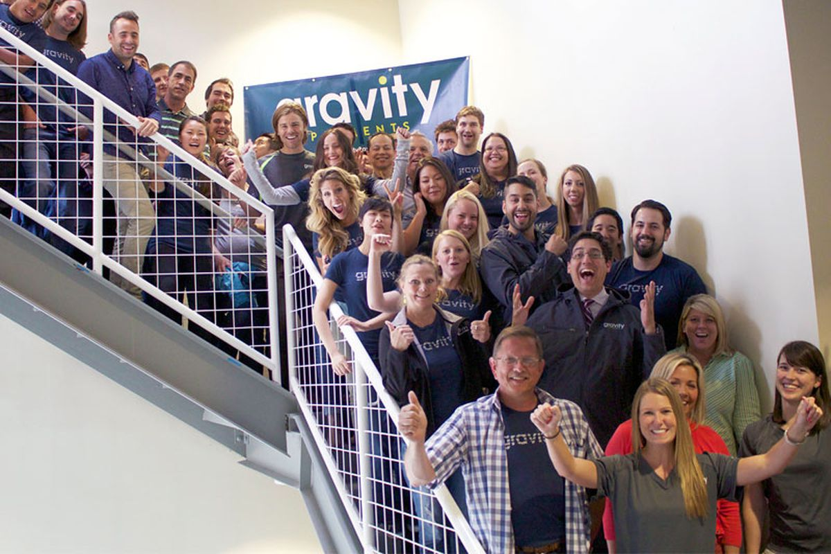 The Gravity Payments team