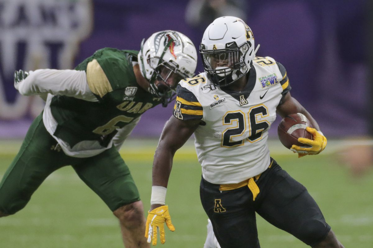 COLLEGE FOOTBALL: DEC 21 New Orleans Bowl - Appalachian State v UAB