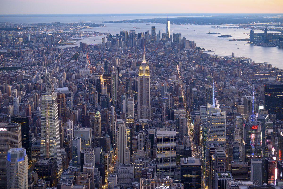 New York City Aerials