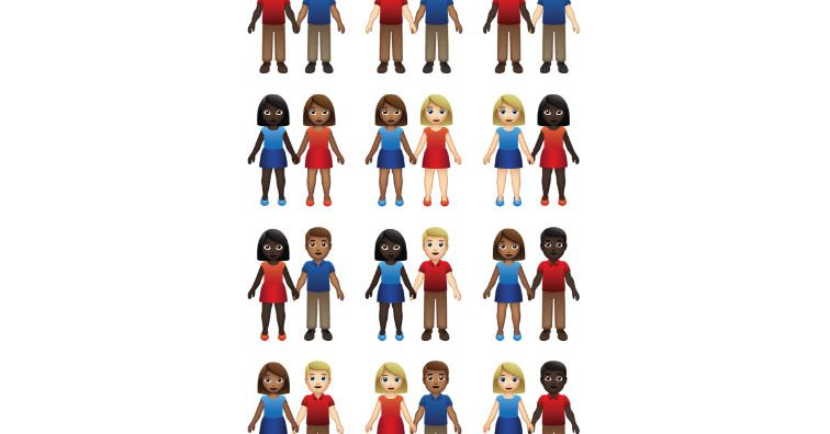 photo image Twitter now counts all emojis equally, regardless of gender or race