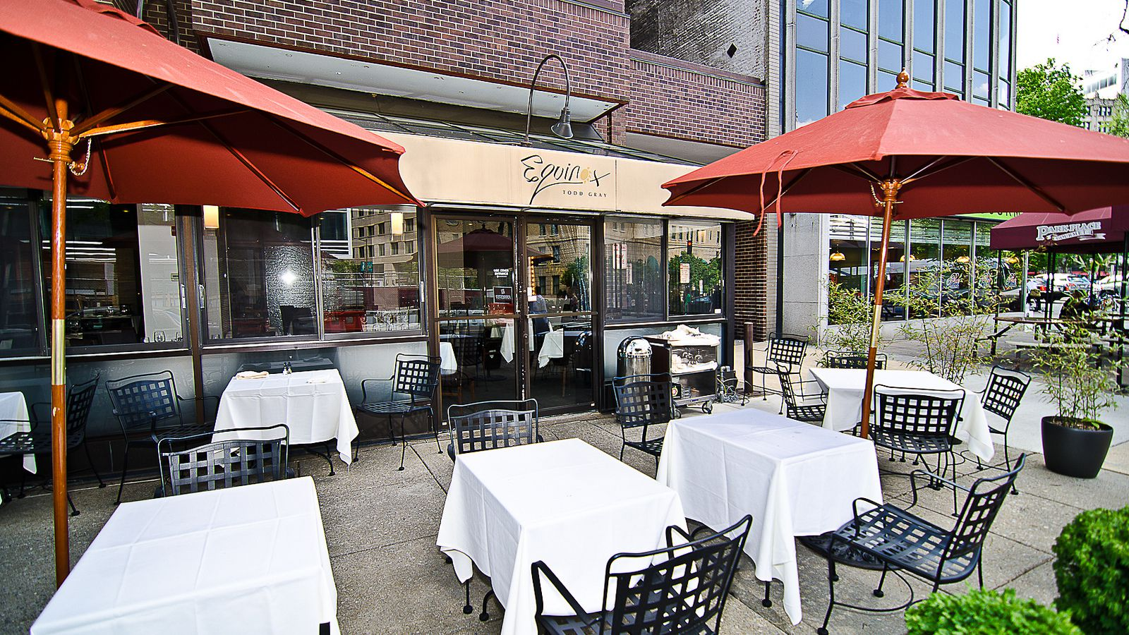 Three d c institutions that were farm to table before it for Table 52 restaurant week 2015