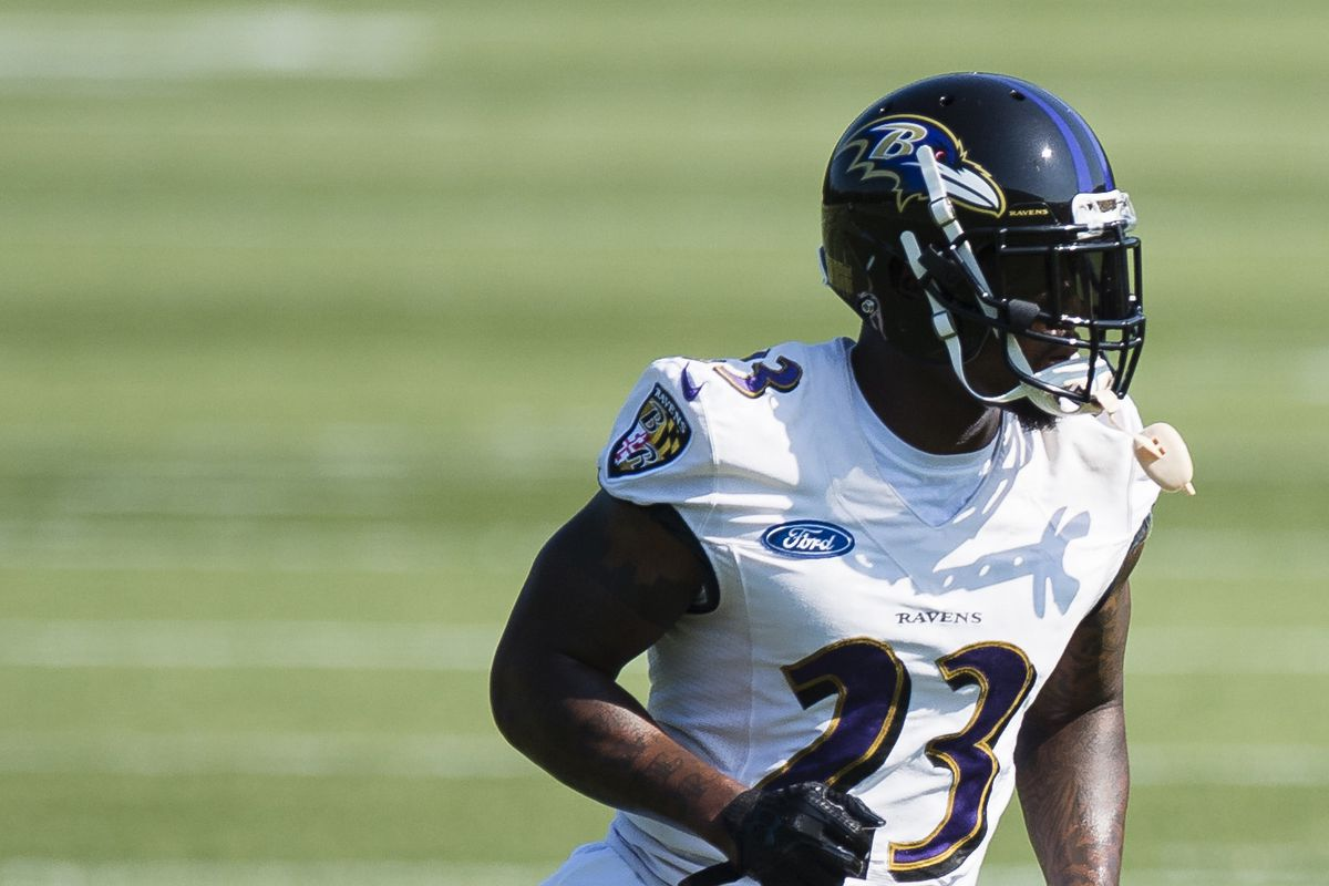 Tony Jefferson talks how and why he became a Baltimore Raven
