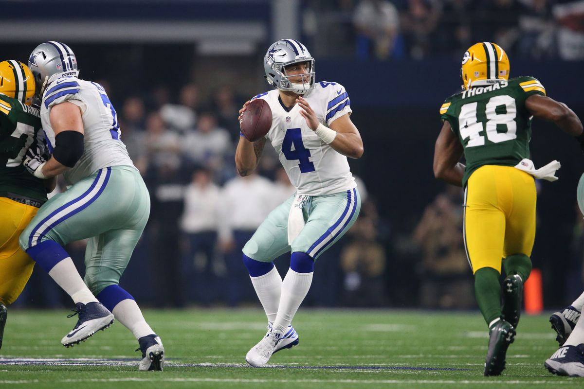 Cowboys 39 news dallas writer says dak prescott is not a for Dak prescott coloring pages