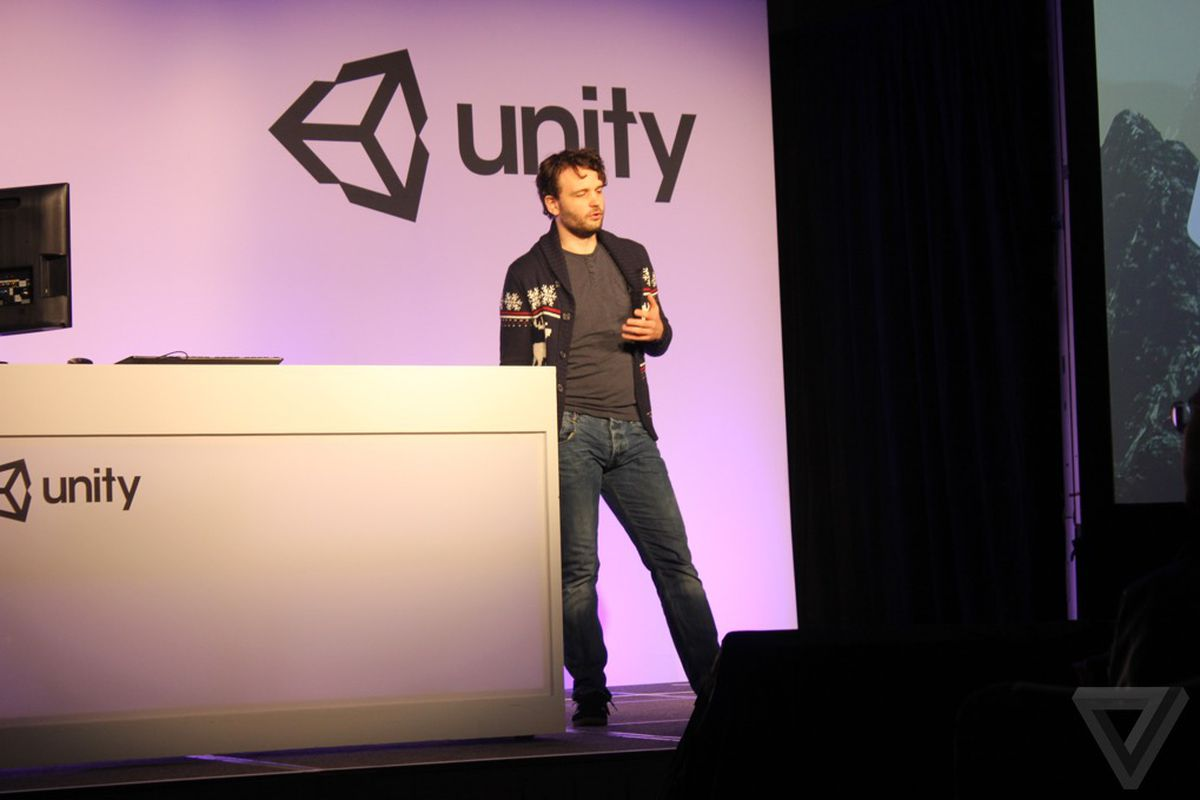 Unity officially releases its new game engine: Unity 5 - The Verge