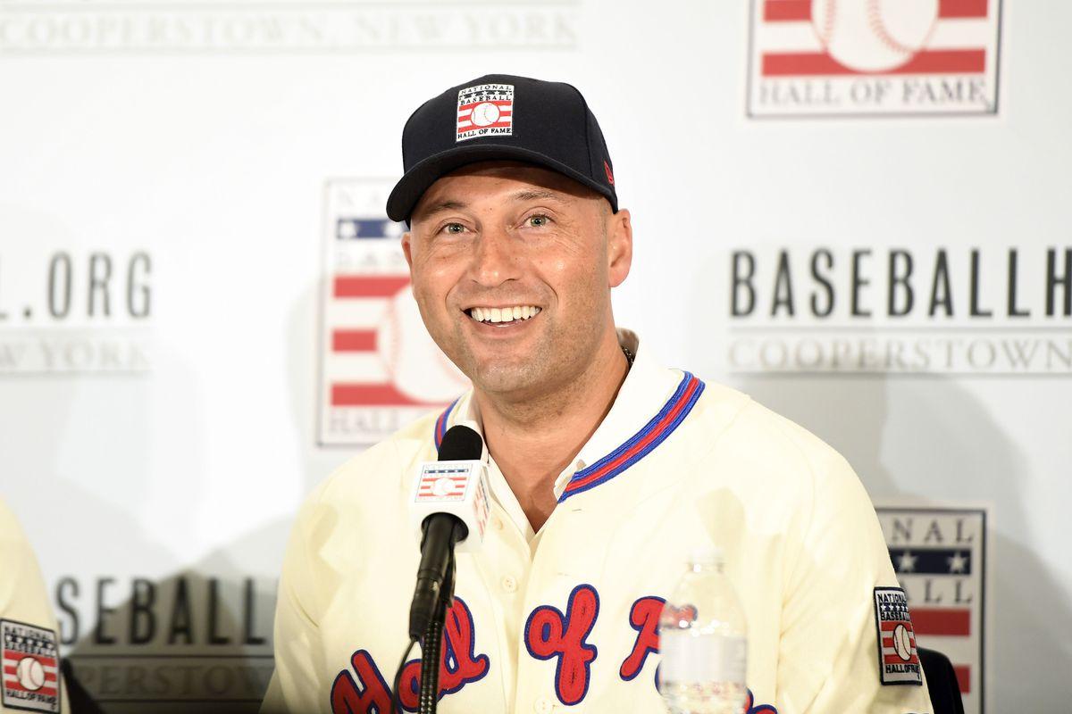 MLB: Baseball Hall of Fame Press Conference