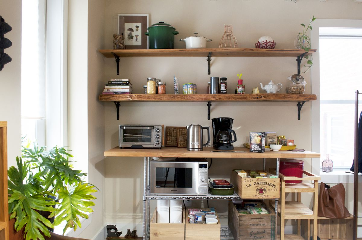 Abe and Keang's East Kensington Home