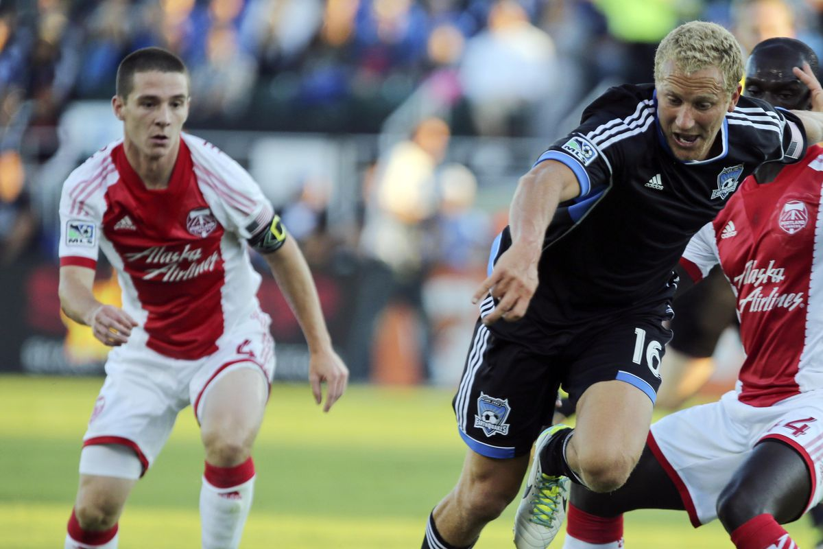 Now the Earthquakes wish they had another accomplished striker on the roster.
