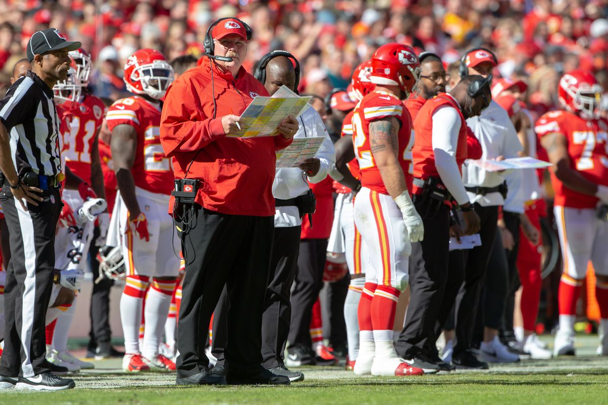 NFL: OCT 28 Broncos at Chiefs
