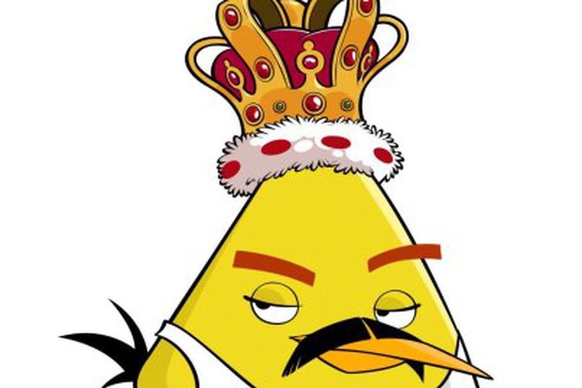Angry Birds Freddie