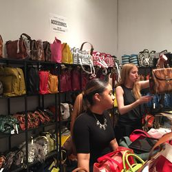The closely guarded handbags