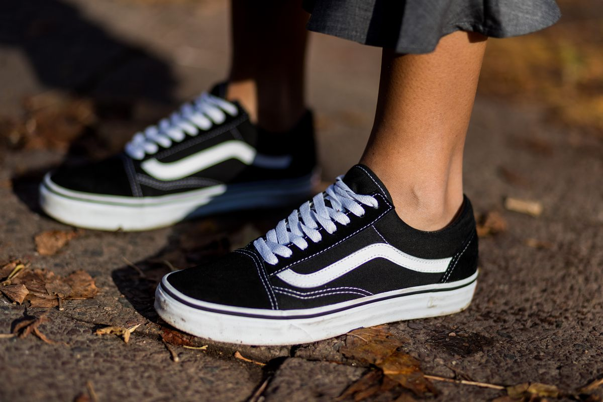 bc08fe9af5 Vans is suing Target for copying its Old Skool skater shoe - Vox