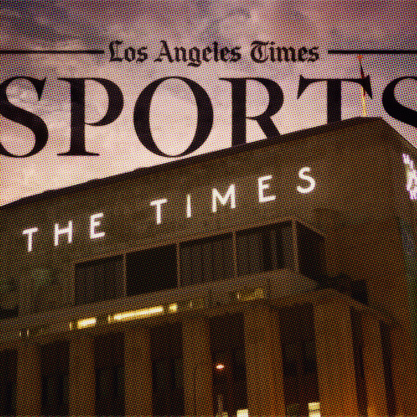 theringer.com - Bryan Curtis - Farewell to a Newspaper Office: The L.A. Times Sports Desk Bids Adieu