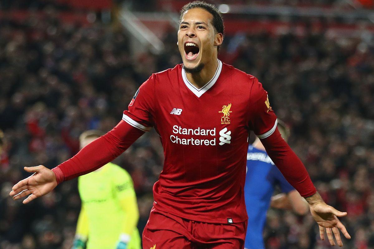 Team news: Virgil van Dijk makes Liverpool debut