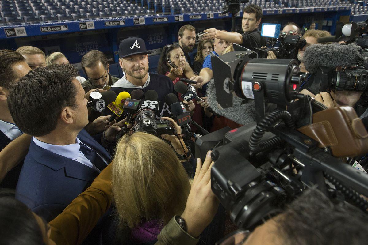 Toronto Blue Jays Vs Atlanta Braves