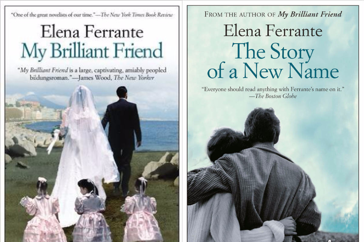 My Brilliant Friend and The Story of a New Name