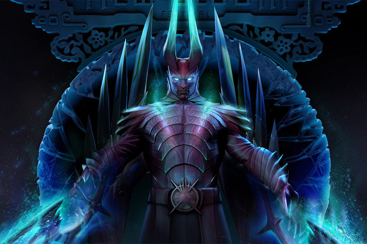 valve debuting terrorblade hero during dota 2 new bloom