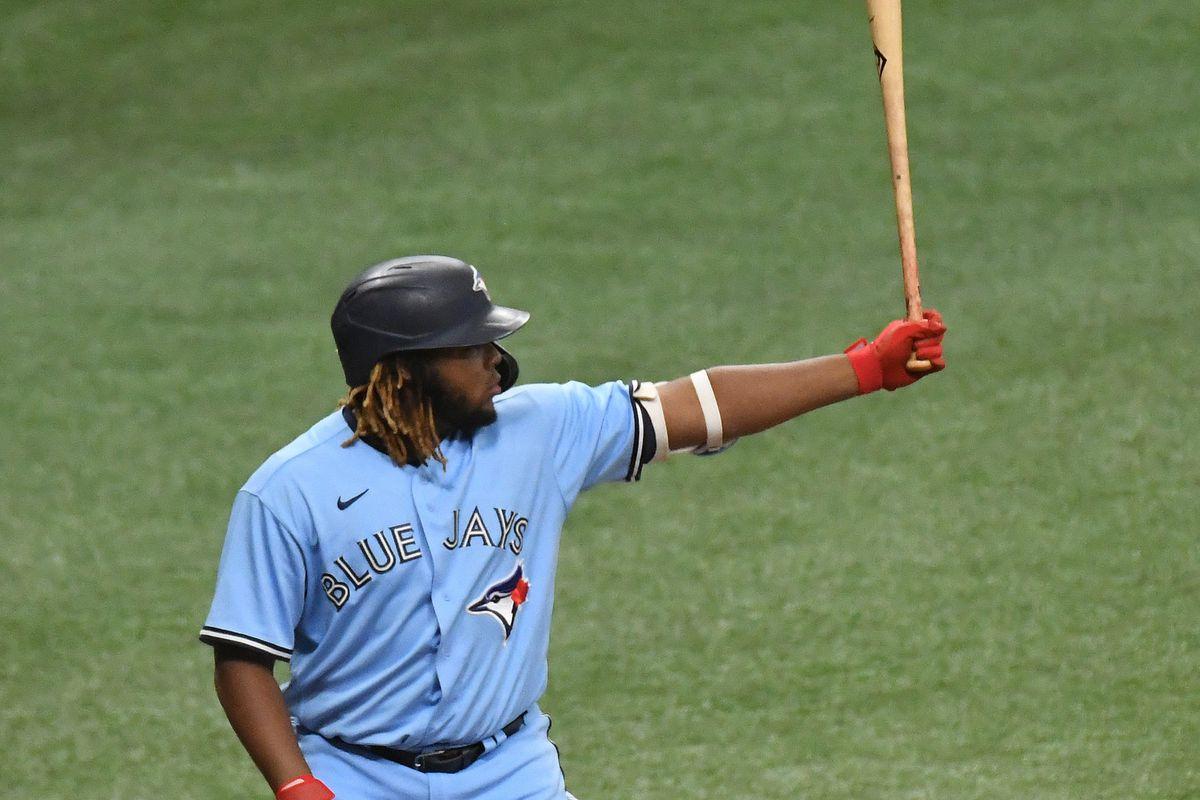 MLB: Wild Card-Toronto Blue Jays at Tampa Bay Rays