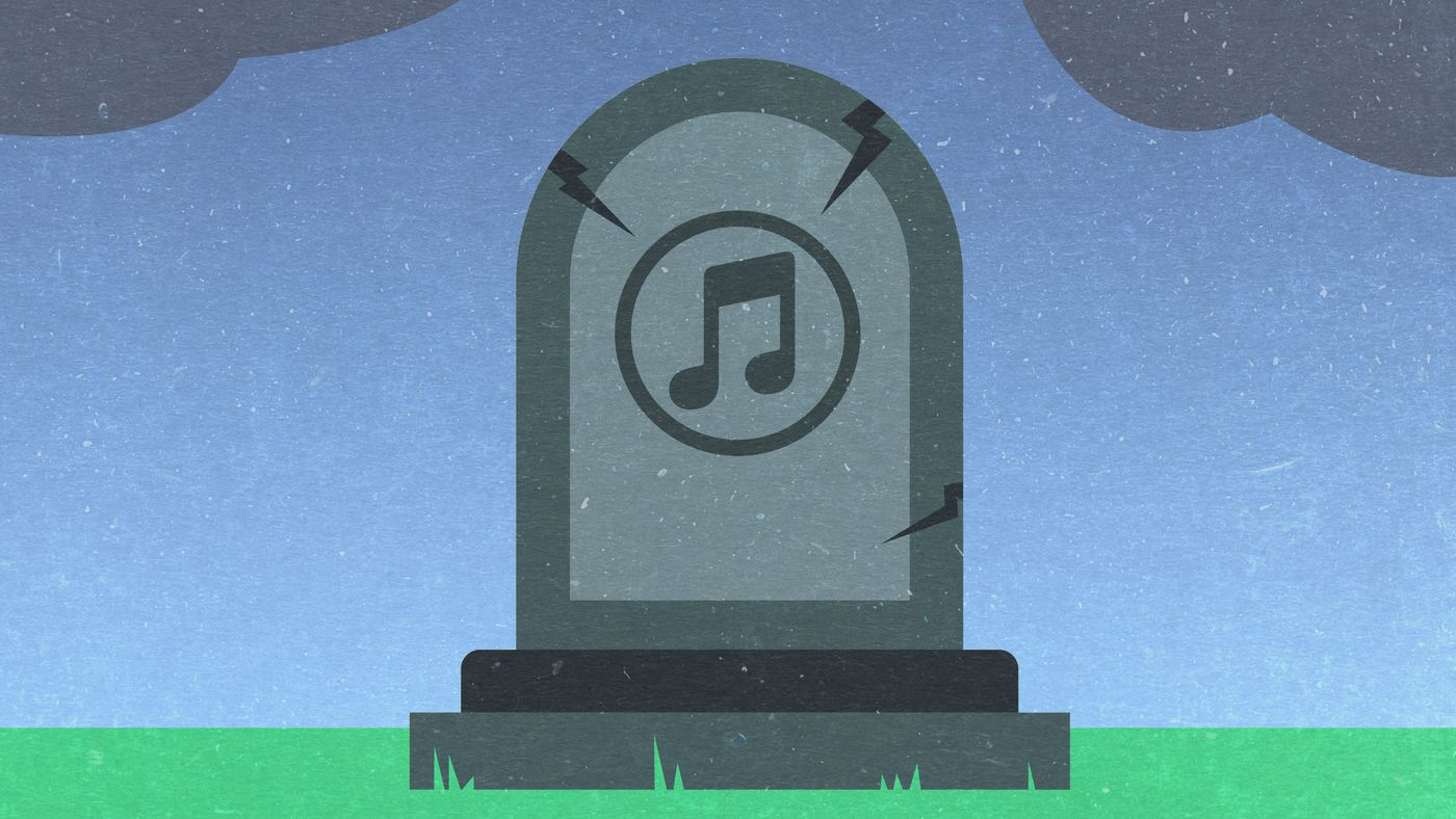 RIP, iTunes: A Eulogy for Apple's Inefficient but Essential Music Software