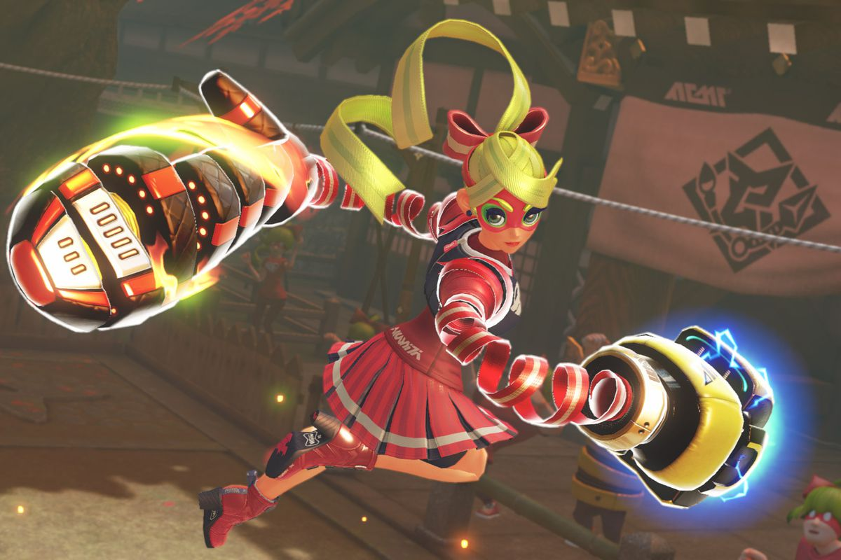 tomorrow s nintendo direct is all about arms polygon