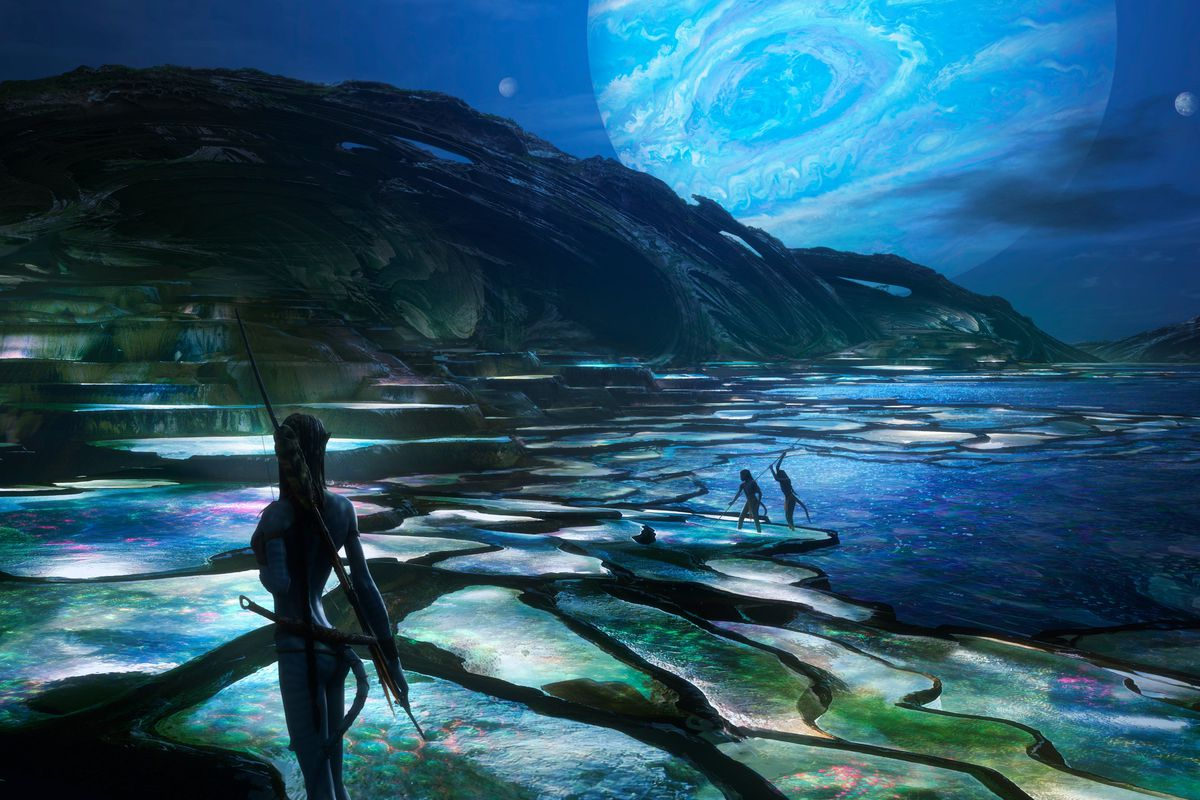 Image result for avatar 2 concept art