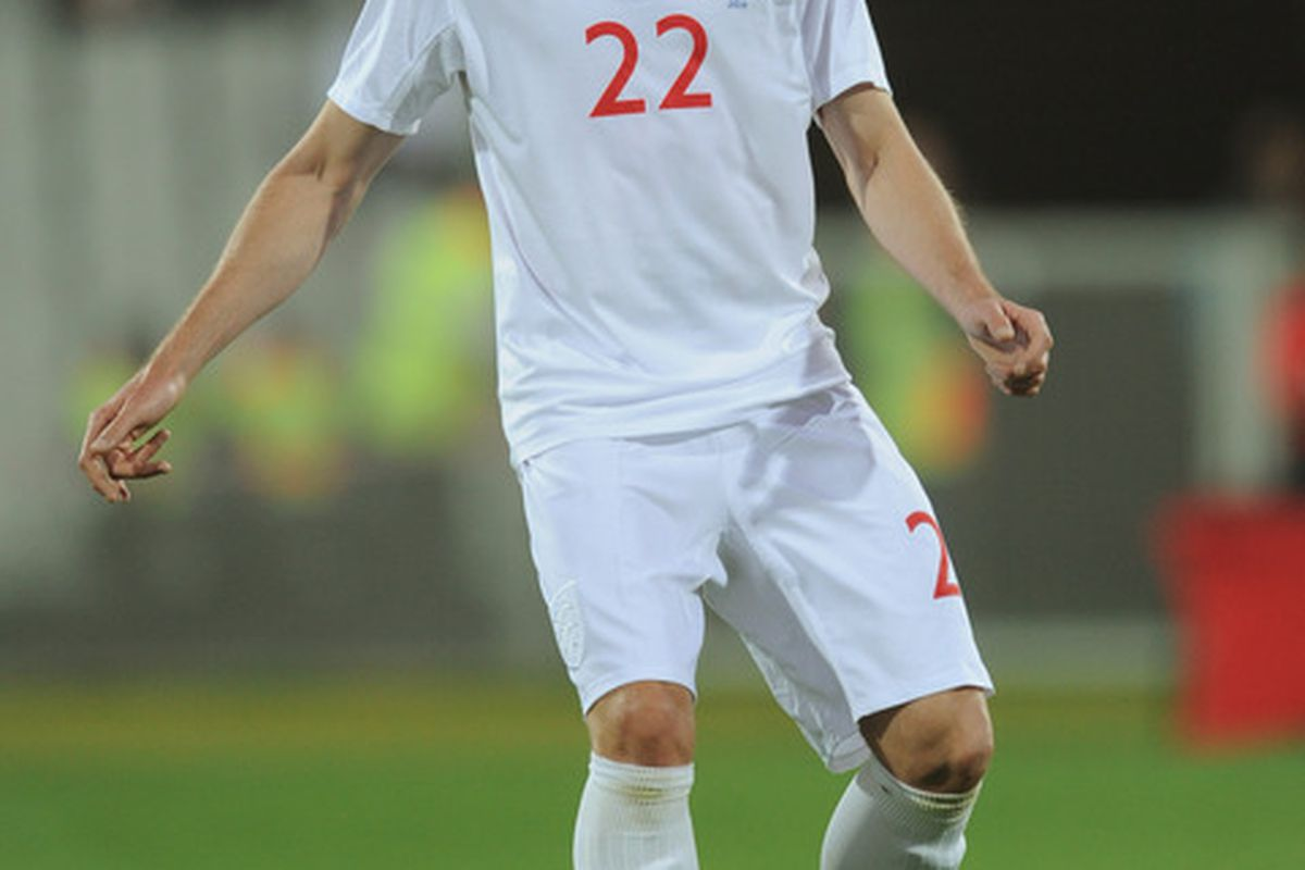 Will Michael Carrick get called into the England squad?