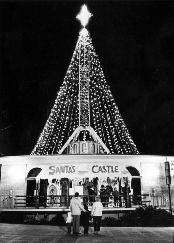Bullock's Christmas display