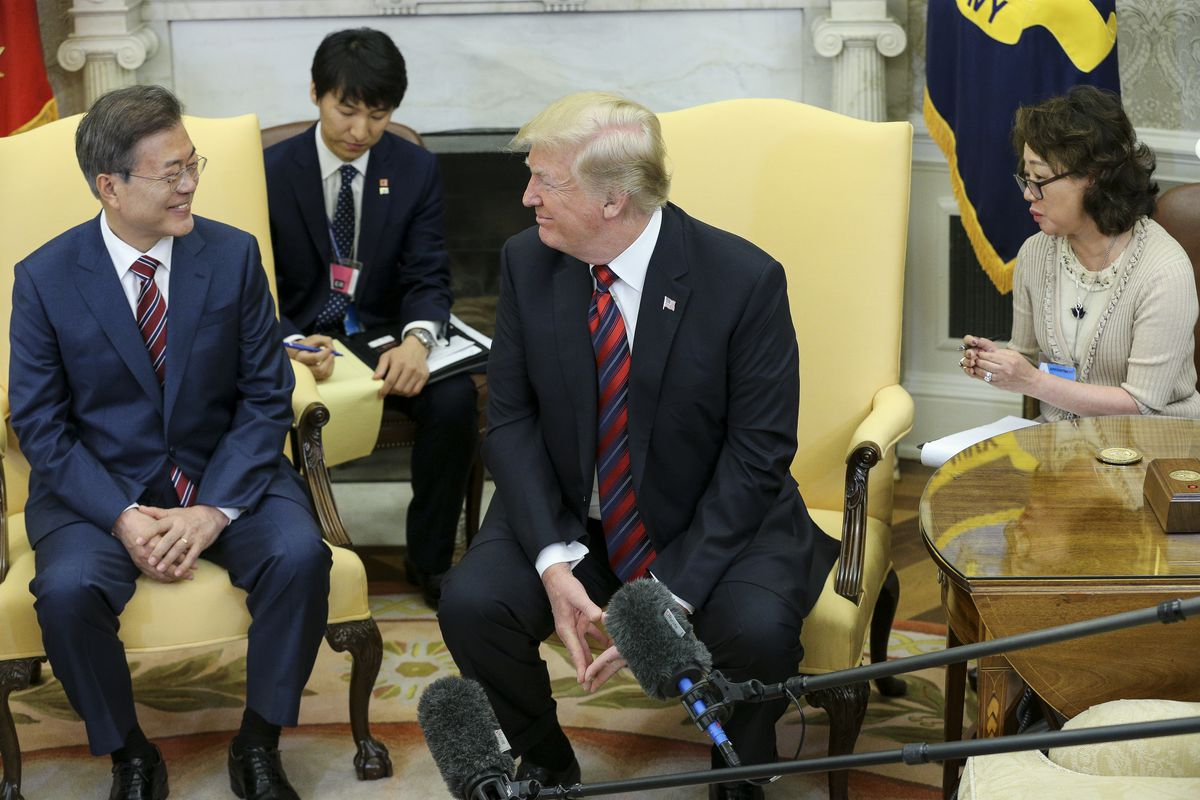 Korus Trumps New Trade Deal With South Korea Explained Vox