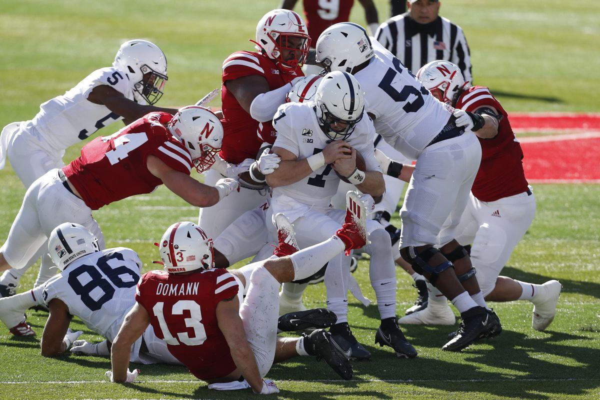 NCAA Football: Penn State at Nebraska