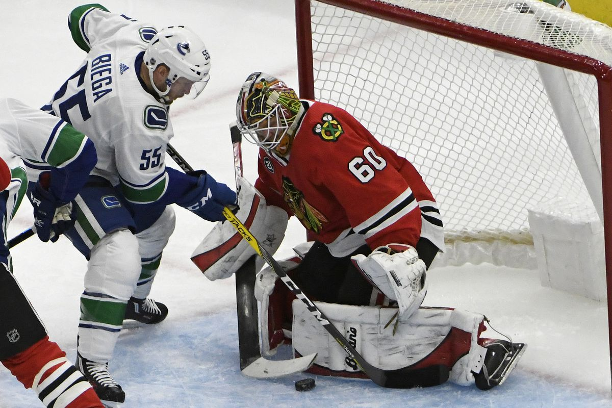 GAME DAY PREVIEW- GAME 73: CANUCKS @ CHICAGO