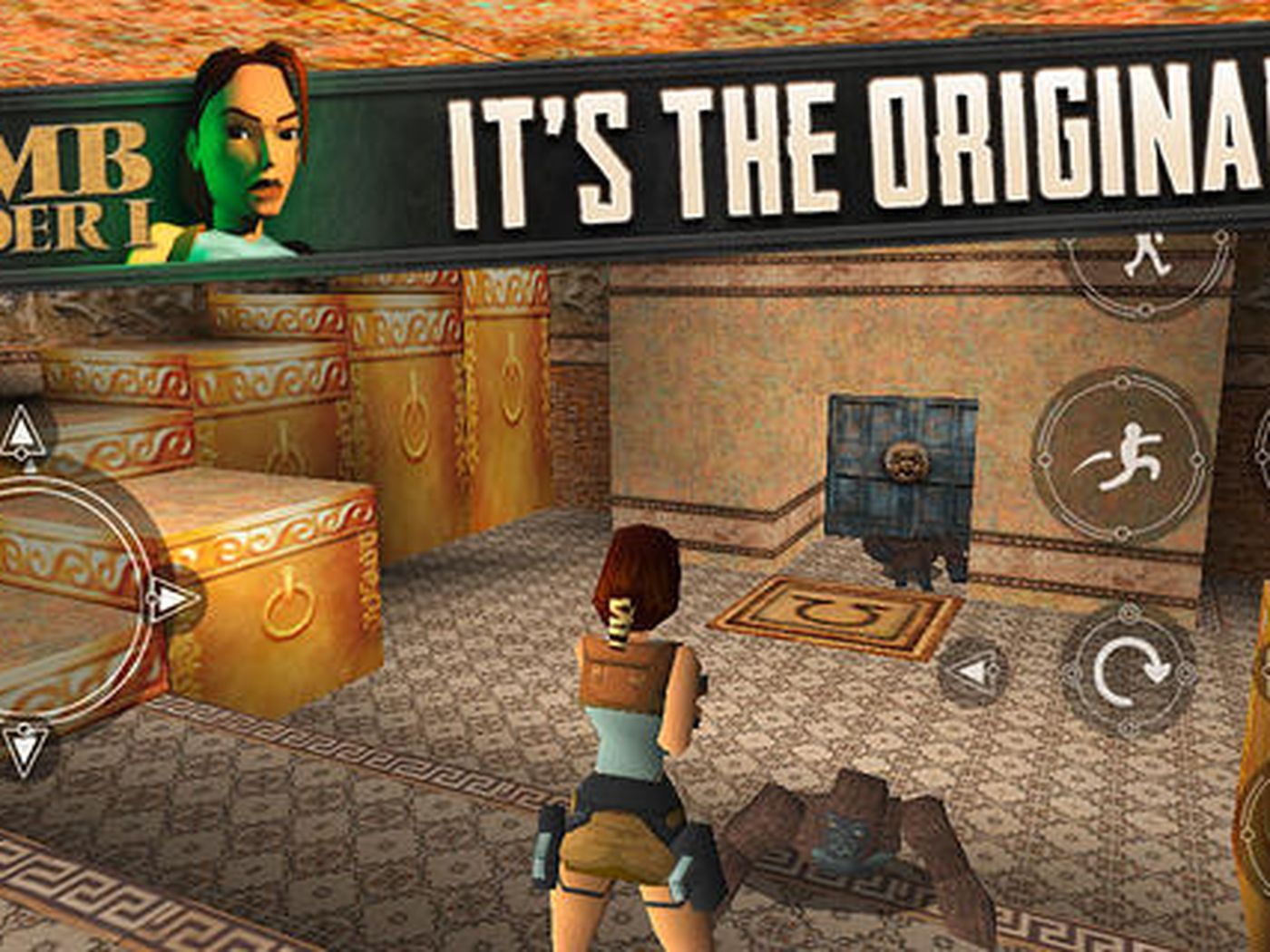 Original Tomb Raider Launches On Ios For 99 Cents The Verge